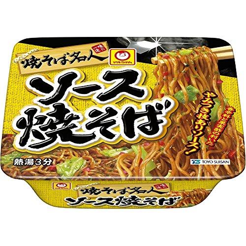 11位東洋水産『焼そば名人ソース焼そば』
