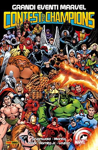Contest of Champions (Grandi Eventi Marvel Vol. 16)
