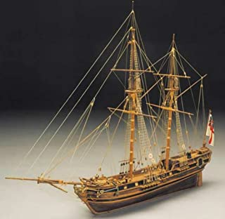 Mantua Race Horse - Model Ship Kit
