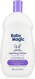 Baby Magic Calming Lotion, Lavender & Chamomile, 16.5oz