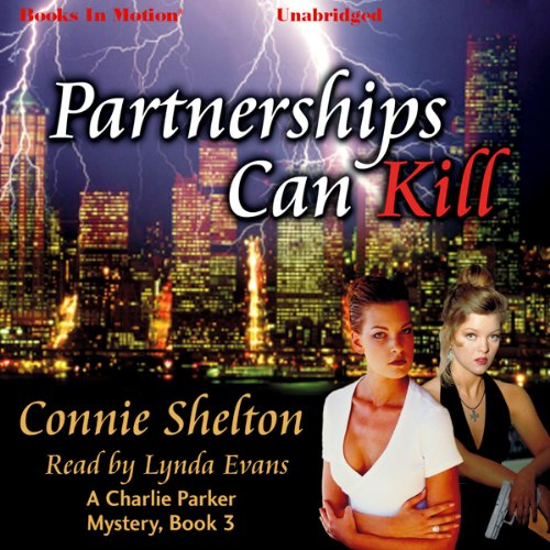 Partnerships Can Kill audiobook cover art