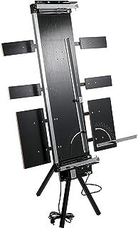 VEVOR Cortador de Alambre Caliente 360 grados Longitud de Corte 127 cm Máquina Corte de Espuma de Poliestireno con 4 + 2 P...