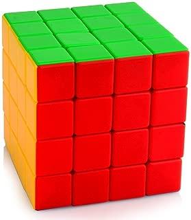 Emob Magic 4x4x4 High Speed Sticker-Less Problem Solving Puzzle Toy