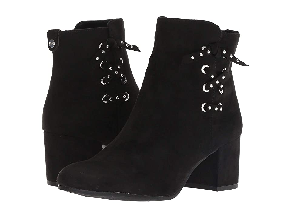 Circus by Sam Edelman Vinnie (Black Microsuede) Women