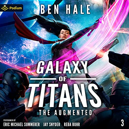 Galaxy of Titans cover art