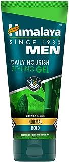 Himalaya Men Daily Nourish Styling Gel, Normal Hold, 100ml