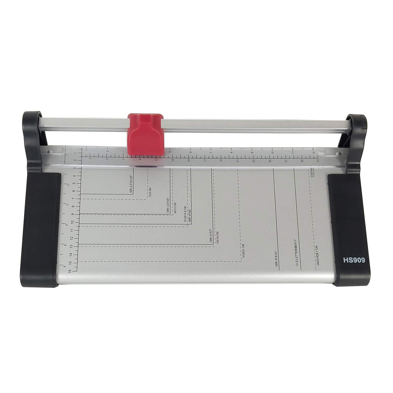 HS909A4 10312057 12 2inch Guillotine Capacity Straight