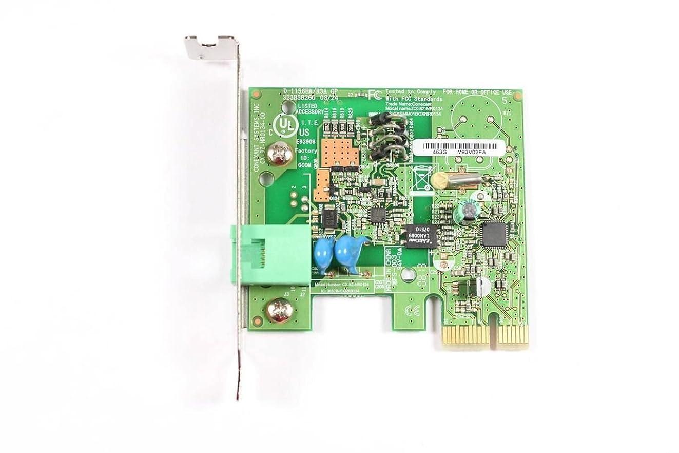 HP Conexant CX-9Z-NR0134-00 Low Profile 56 Kbps PCIe Modem 466700-001 5189-1723