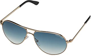 251588ad03 Tom Ford Marko Aviator Sunglasses Gold FT0144 28W 58