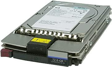 EOL - STRATEGIC 404709-001-RF Compaq 72.8GB Universal Hot-Plug Ultra320 SCSI Hard Drive - 10 000 RPM - Includes 1
