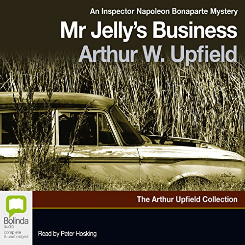 Mr. Jelly's Business audiobook cover art