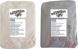 Inception Pro Infinite 500 g - Goma Pasta de Silicona para moldes - Silicona - Forma de Robo pa 535 Suave no tóxico para Crear moldes moldes de Bricolaje para fimo