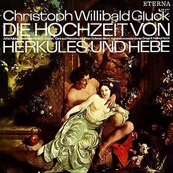 Gluck: Die Hochzeit von Herkules und Hebe
