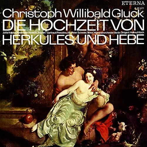 Kammerorchester Berlin, Peter Schreier & Helmut Koch