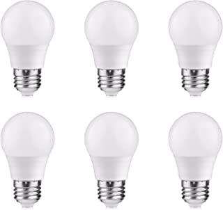 12V Low Voltage 3W LED Light Bulbs Daylight(6 Pack) - for RV, Solar Panel Project (12V Only)