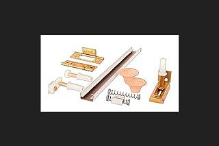 Prime-Line Products 161795 Bi-Fold Closet Track Kit, 48-Inch