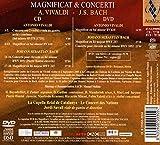 Zoom IMG-1 magnificat concerti cd dvd