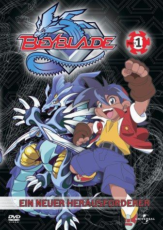 Beyblade 1 - Ein neuer Herausforderer