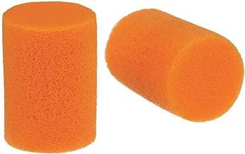 CONDOR20JK03 Ear Plugs, Orange, Foam, PK200
