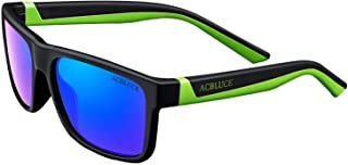 Kids Polarized Sunglasses Sport TPEE Unbreakable Frame...