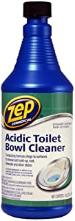 Zep Acidic Toilet Bowl Cleaner 32 oz ZUATB32 (Pack of 2)