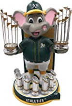 Forever Collectibles Oakland Athletics MLB World Series Champions Series - Numbered to 1,000 Bobblehead