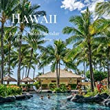 Hawaii 8.5 X 8.5 Photo Calendar January 2020 - June 2021: 18 Monthly Mini Picture Book| Cute 2020-2021 Year Blank At A Glance Monthly Colorful Desk ... (Awesome Country Photograph Desk Calendars)