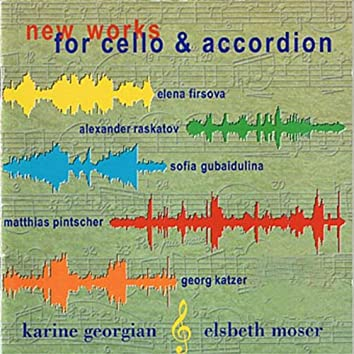 New Works for Cello and Accordion