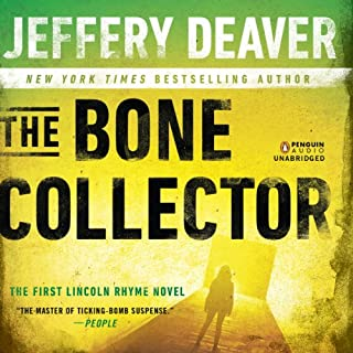 The Bone Collector     The First Lincoln Rhyme Novel              Autor:                                                                                                                                 Jeffery Deaver                               Sprecher:                                                                                                                                 Connor O'Brien                      Spieldauer: 11 Std. und 22 Min.     5 Bewertungen     Gesamt 3,4