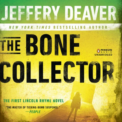 The Bone Collector Titelbild