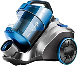Portable Vacuum Cleaner Household Small Mini Powerful Handheld high Power Mute Car Vacuum Cleaner (Color : Blue)