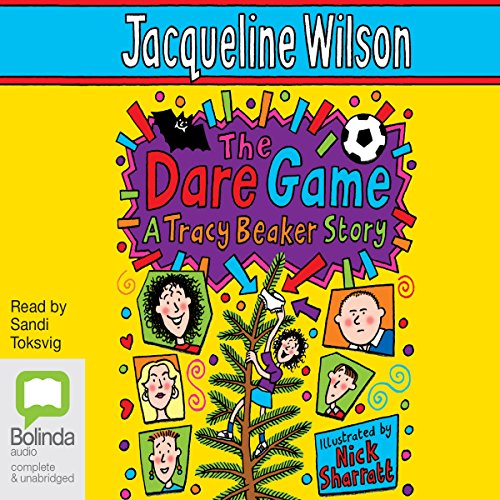 The Dare Game cover art