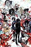 Tomorrow sunny Tokyo Ghoul Poster Season 2 root A Kaneki Rize Touka anime Poster 6090cm TG41