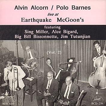 Live at Earthquake Mcgoon's, Vol. 2