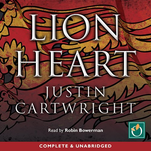 Lion Heart cover art