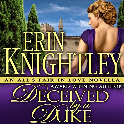 Deceived by a Duke audiobook cover art