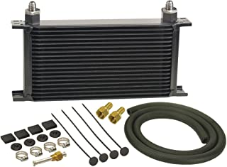 Derale 13403 Series 10000 Stacked Plate Transmission Oil Cooler 19 Row