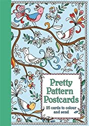 Pretty Pattern Postcards by Beth Grunell