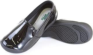 Footwear Rx Women's Slip On Shoe Black Patent