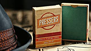 Pressers 'Mad Men Era' Playing Cards by Ellusionist