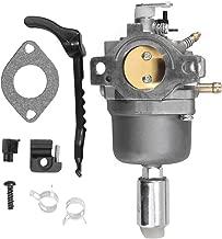Zreneyfex MIA12509 Carburetor for John Deere LA125 D110 LA-105 Lawn Riding Mower Briggs & Stratton Intek Carb MIA11474 with Gasket