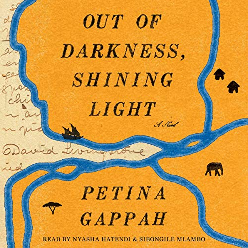 Couverture de Out of Darkness, Shining Light