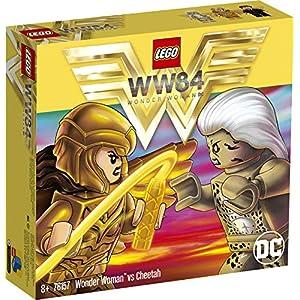 Amazon.co.jp - レゴ DCスーパーヒーローズ ワンダーウーマンvsチーター 76157