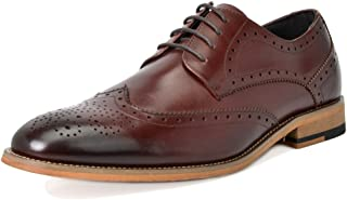 Men's Classic Dress Shoes Formal Casual Leather Oxford