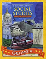 Social Studies: United States History, Early Years - Georgia 0618497889 Book Cover