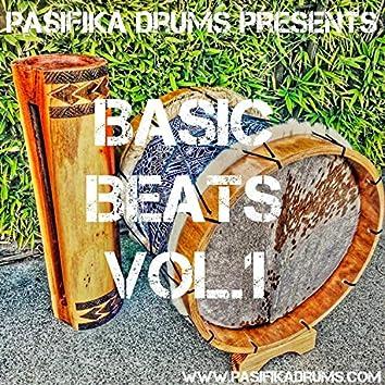 Pasifika Drums Presents: Tahitian Drumming Basic Beats Vol.1