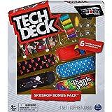 Tech Deck Sk8 Shop Set 6 Fingerboards zum Sammeln, perfekter...