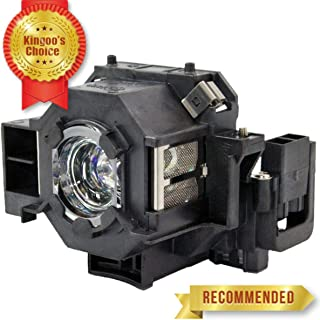 Kingoo Excellent Projector Lamp for EPSON EB-410W EB-410WE Replacement Projector Lamp Bulb with Housing