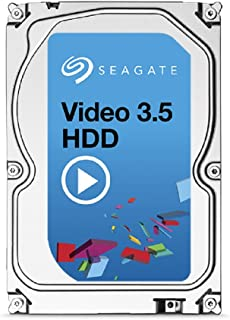 Seagate 内蔵 Video 3.5 HDD 1TB ( 3.5インチ / SATA 6Gb/S / 5900rpm / 64MB ) ST1000VM002 バルク