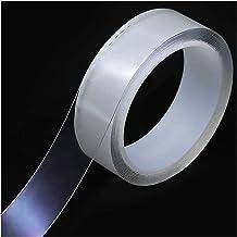 Superlijm 1/2/3 / 5M Herbruikbare Nano Tape Traceless Double Sided Tape Nano Tape Wasbare Adhesive Super Fix Verwijderbare...